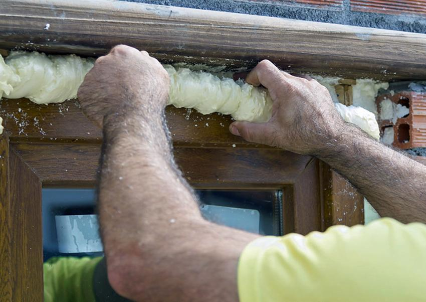How to remove polyurethane foam