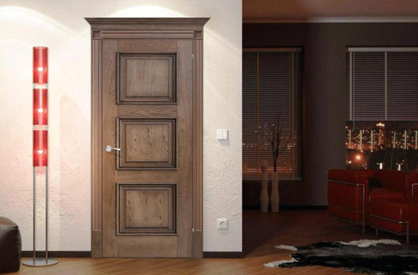 Popular materials of interior doors in the US