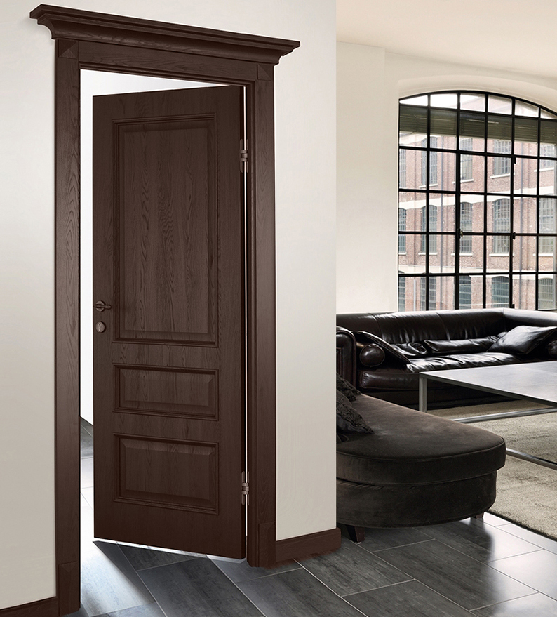 Popular styles of interior doors